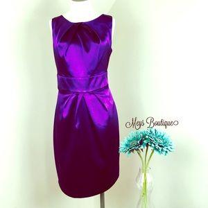 ⭐️Byer California Gorgeous Purple Sleek Dress⭐️
